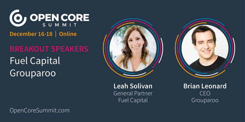 Cover image for OCS 2020 Fireside Chat: Leah Solivan and Brian Leonard