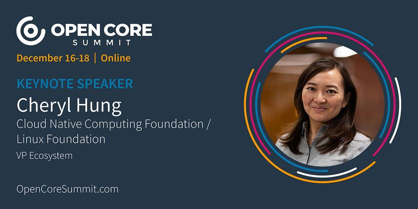 Cover image for OCS 2020 Keynote: Cheryl Hung, VP Ecosystem at Linux Foundation / CNCF