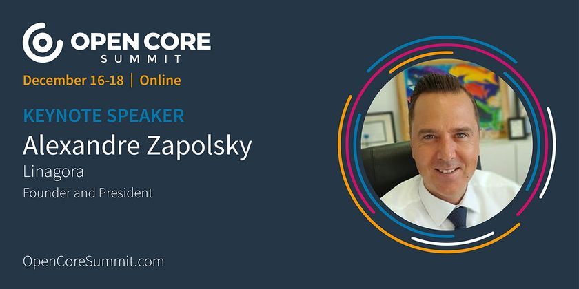 Cover image for OCS 2020 Keynote: Alexandre Zapolsky